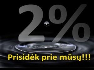 2% parama